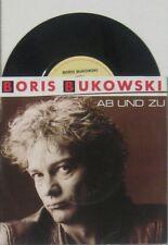 """Boris Bukowski   ab und zu / ich will , 7"""" 45"""