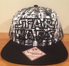 e067fd750f7 Star Wars Rogue One The Force Awakens Stormtrooper Original Snapback Hat Cap