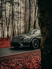 19 Pollici Cerchi GT1 per Mercedes Classe C W205 S205 W204 S204 4x AMG Design