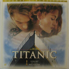 "LEONARDO DICAPRIO: CDV FILM ""TITANIC"""