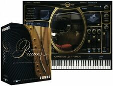 EastWest Quantum Leap Pianos Gold Mac PC Instrument