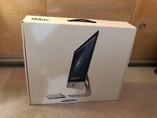 """MINT Apple iMac 21.5"""" 8GB RAM 1TB SSD (Late 2012) ORIGINAL BOX A1418"""
