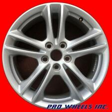 "FORD FUSION 17"" SILVER FACTORY ORIGINAL OEM WHEEL RIM 10154"