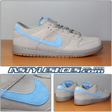 Nike Dunk Low Pro SB Sz 11.5 DS Medium Grey University Blue 304292-022