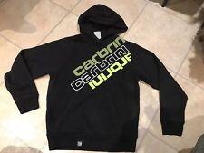 Black Carbrini Hoodie Top 8-9Years