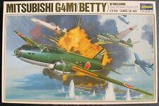 HASEGAWA K 2 - MITSUBISHI G4M1 + W/ Ohka Bomb - 1:72 - Flugzeug Bausatz - Kit