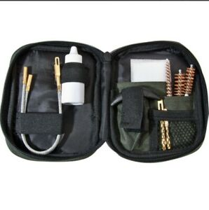 Barska AW11964 Pistol Cleaning Kit w/ Flexible Rod and Pouch
