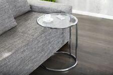 Mesas menos de 60cm de salón de vidrio para el hogar