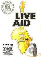 Live Aid [DVD] [1985], Very Good DVD, ,
