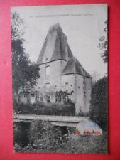 SAINTE-GEMMES-LE-ROBERT  :  La Cour.......VO.1916.