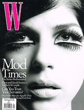 W Magazine 01/2003 SELMA BLAIR Luca Gajdus ERIKA WALL Jibby Beane JO WOOD @Mint@