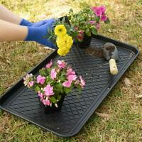 Multi Purpose Boot Tray Waterproof Tray Mat 30 x 15 inch Rubber Shoe Dog Litter