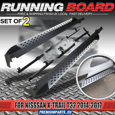 Nissan X-Trail T32 Luxury Running Board Side Step Nerf Bar Set 2014-2017 SUV