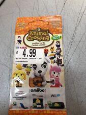 Carte NINTENDO Amiibo Animal Crossing - Serie 2 NUOVO SIGILLATO