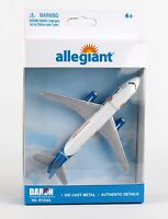 DARON REALTOY RT2324 Allegiant Air Airbus A320 1/300 Diecast. New