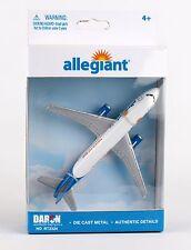 DARON REALTOY RT2324 Allegiant Air Airbus A320 1/300 Diecast. New