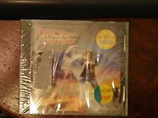 BACK TO THE FUTURE Original Soundtrack  CD MCA Records inc 1985