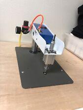 Semi Automatic Ultrasonic Spot Welder Handheld Nonwovens Welding Machine 500w