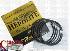 Hepolite piston rings Triumph 650cc T120 Ring set: R11050 STD