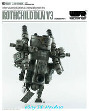 3A WWRp ROTHCHILD DLM V3 SHAG ROCKS OUTPOST 2 Action Figure 1/12 Collectibles