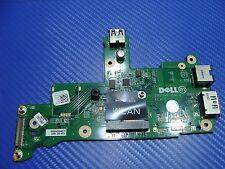 "Dell Inspiron N7010 17.3"" Genuine Laptop USB E-SATA LAN Board MH92D DA0UM9TB4E0"