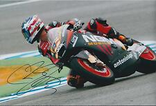 Colin EDWARDS Texas Tornado SIGNED 12x8 Photo Autograph AFTAL COA