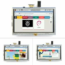 2018 Display Für Raspberry Pi 3/2/B + 5 Zoll LCD HDMI-Touch Screen DE VERSABR