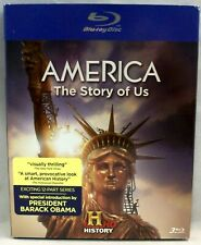 America The Story of Us - Blu-Ray History Channel