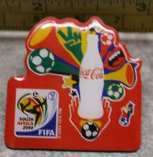 2010 Fifa South Africa Coca Cola Soccer Football Collectible Pin