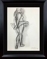 Henri MATISSE Original LITHOGRAPH | Ballerina | SIGN | Archival FRAME Included