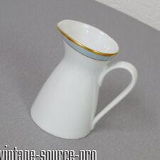 Rosenthal Porzellan Milchkännchen Milchgiesser Studio Line Form 2000 Goldrand