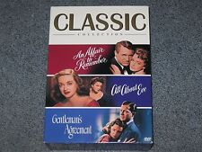 """Classics Collection"" (DVD, 2000) 3-Disc, 20th Century Fox Box Set!"