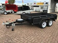 8x5 Duel Wheel Heavy Duty Trailer-Budget Special-New wheels and tires