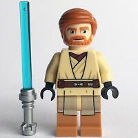 STAR WARS lego OBI-WAN KENOBI jedi master GENUINE clone general 75012 NEW knight