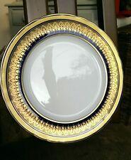 Rare Aynsley Simcoe Cobalt Blue and Gold Dinner Plate, 27cm. No 7410