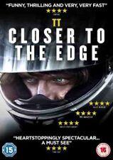 TT Closer to the Edge NEW PAL Documentary DVD Richard De Aragues