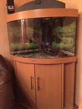 Led Beleucht. Fischen 100% Original Heizung .. Fein Aquarium Komplett 100x40x40 Mit Außenfilter
