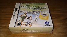 ** My Weight Loss Coach (Nintendo DS, 2008) **