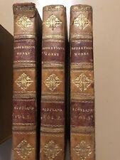 William Robertson Set of 6 History of America, History of Scotland 1824, 1831