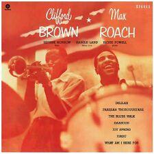 Max Roach, Max Roach - Clifford Brown & Max Roach [New Vinyl] Bo