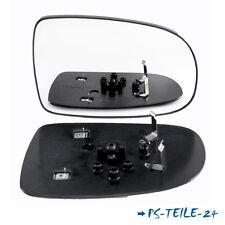 Spiegelglas für OPEL CORSA C 2000-2006  rechts sphärisch beifahrerseite