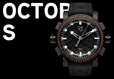 Romain Jerome RJ Black Octopus Titanic DNA Diver Watch Super Low #3/888 NEW