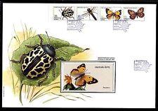 Azoren MH 5 FDC Insekten
