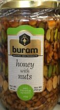 Buram Honey With Nuts Natural Bee products. 100% Quality