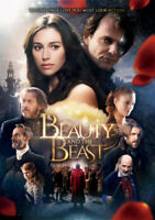 Beauty and the Beast DVD (2018) Léa Bosco cert 12 ***NEW*** Fast and FREE P & P