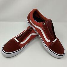 Vans Old Skool  Pro Two Tone Madder Brown   Men's 13 Skate Shoes VN000ZD4OJE