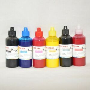 Cotton Sublimation refill Ink alternative for XP-15000 Printer 312 314 CISS A