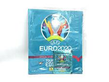 Panini UEFA EURO 2020 Tournament Edition Sticker Album and Sticker 13 Packs