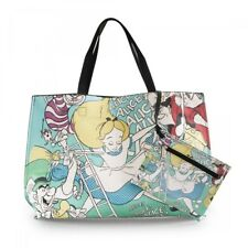 Loungefly X Disney Alice In Wonderland Queen Of Hearts Tote Purse WDTB0773