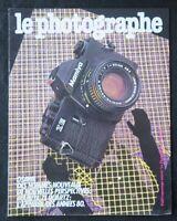 Catalogue appareil photo MAMIYA LE PHOTOGRAPHE ZE quartz catalog Katalog